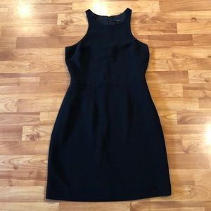 J. Crew Black work/cocktail dress with pockets